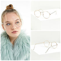 Urban Outfitters(アーバンアウトフィッターズ) メガネ 追跡・補償あり【宅配便配送】Sunny Round Readers