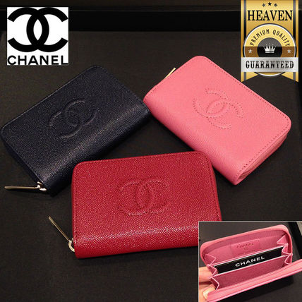 CHANEL カードケース・名刺入れ 累積売上総額第1位!┃CHANEL★18/19秋冬┃A68890Y33397