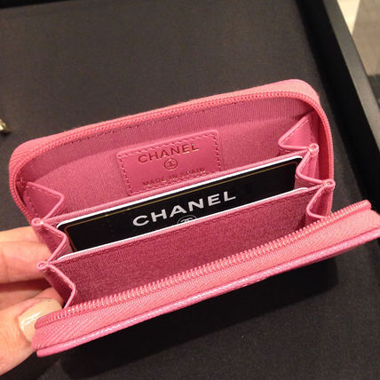 CHANEL カードケース・名刺入れ 累積売上総額第1位!┃CHANEL★18/19秋冬┃A68890Y33397(2)