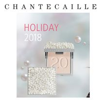 Chantecaille(シャンテカイユ) メイクアップその他 Chantecaille★HOLIDAY 2018 MOONLIT PERLE GLOW POWDER