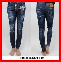2018ss★ 関税負担【DSQUARED2】★ 18SS SEXY TWIST JEAN ★