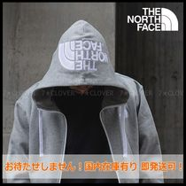 国内発送・正規品★THE NORTH FACE★HOOD LOGO HOODIE★MIX GREY