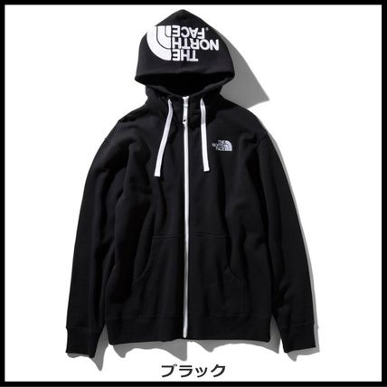 THE NORTH FACE パーカー・フーディ 国内発送・正規品★THE NORTH FACE★HOOD LOGO HOODIE★MIX GREY(4)
