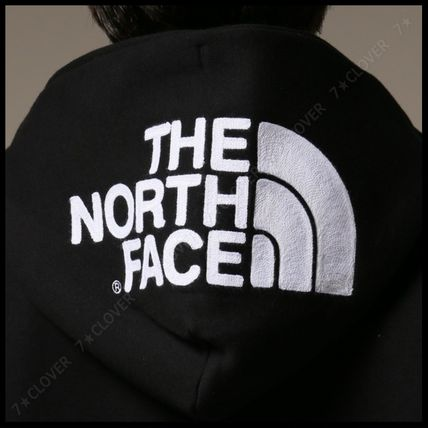 THE NORTH FACE パーカー・フーディ 国内発送・正規品★THE NORTH FACE★HOOD LOGO HOODIE★MIX GREY(5)