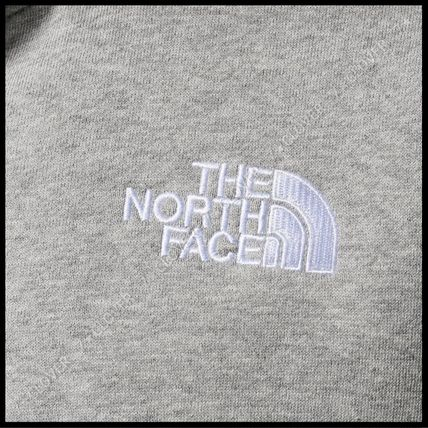 THE NORTH FACE パーカー・フーディ 国内発送・正規品★THE NORTH FACE★HOOD LOGO HOODIE★MIX GREY(10)