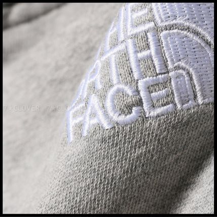 THE NORTH FACE パーカー・フーディ 国内発送・正規品★THE NORTH FACE★HOOD LOGO HOODIE★MIX GREY(11)