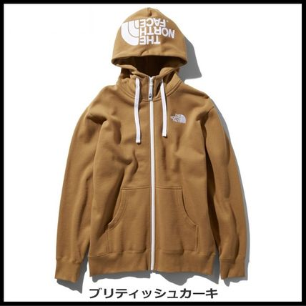 THE NORTH FACE パーカー・フーディ 国内発送・正規品★THE NORTH FACE★HOOD LOGO HOODIE★MIX GREY(12)
