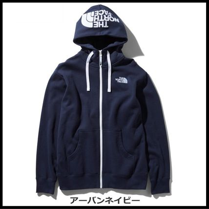 THE NORTH FACE パーカー・フーディ 国内発送・正規品★THE NORTH FACE★HOOD LOGO HOODIE★MIX GREY(17)