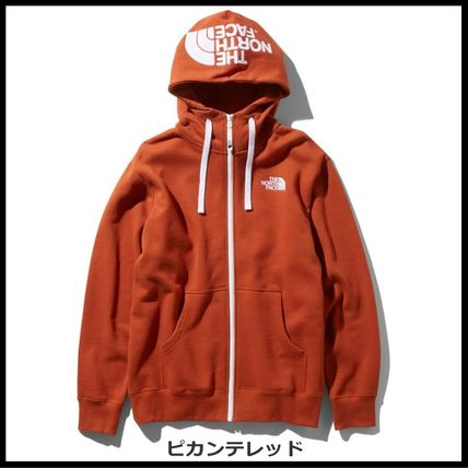 THE NORTH FACE パーカー・フーディ 国内発送・正規品★THE NORTH FACE★HOOD LOGO HOODIE★MIX GREY(18)