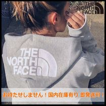 国内発・正規品★THE NORTH FACE★MEN'S HOOD LOGO HOODIE★GREY