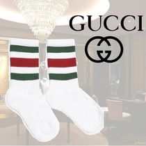 VIP価格【Gucci】 'WEB' SOCKS 関税込