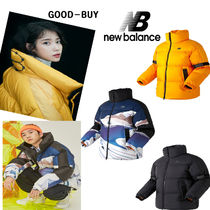 [New Balance]限定Unisex New walkers Goose Down★追跡付