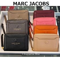 MARC JACOBS【国内発送】Empire City Leather Zip Wallet☆
