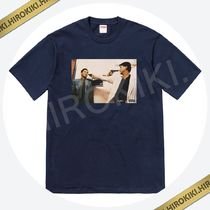 18AW /Supreme The Killer Trust Tee  ザ キラー トラスト Navy
