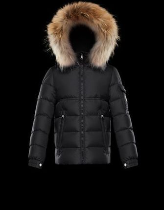 MONCLER キッズアウター 即発 確保済 大人もOK MONCLER NEW BYRON ダウン ブラック黒 12A(2)