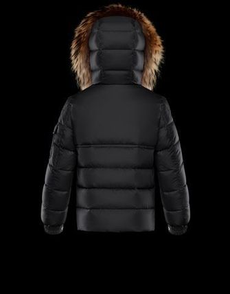 MONCLER キッズアウター 即発 確保済 大人もOK MONCLER NEW BYRON ダウン ブラック黒 12A(3)