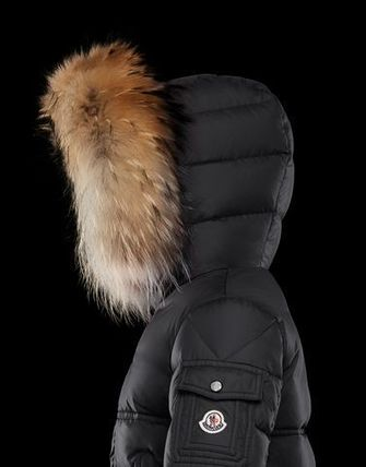 MONCLER キッズアウター 即発 確保済 大人もOK MONCLER NEW BYRON ダウン ブラック黒 12A(5)