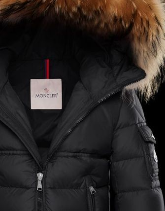 MONCLER キッズアウター 即発 確保済 大人もOK MONCLER NEW BYRON ダウン ブラック黒 12A(6)