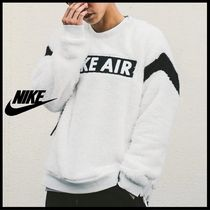 国内発送・正規品★NIKE MEN'S NSW SHERPA FLEECE CREW★WHITE