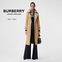 新作★Bueberry★Chelsea  Trench Heritage long トレンチコート