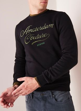 Scotch & Soda ニット・セーター ★Scotch & Soda★ Sweater with logo application(3)