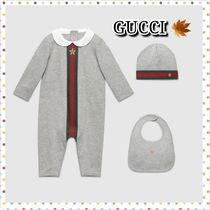 GUCCI★ベビー ロンパース ギフト3点セット