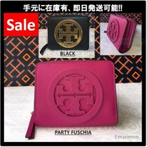 2018年10月新作 Tory Burch CHARLIE MINI WALLET 折り財布 52864