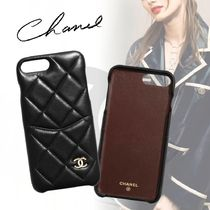 18-19CRUISE*CHANEL*iPhone 7 Plus & 8 Plus クラシックケース