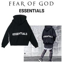 FEAR OF GOD(フィアオブゴッド) パーカー・フーディ 入手困難!Fear of God / ESSENTIALS - Graphic Pullover Hoodie