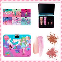 ☆ホリデー限定☆ NYX  Sprinkle Town Shimmer Lip & Eye セット