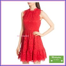 【kate spade】18SS最終SALE★素敵あ♪poppy field lace dress★