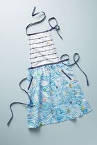 即発! Anthropologie Sal Del Mar Apron