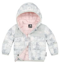 THE NORTH FACE INFANT THERMOBALL HOODIE NJ3NI96S WHITE