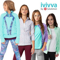 【ivivva】Perfect Your Practice Jacket B☆ガールズ