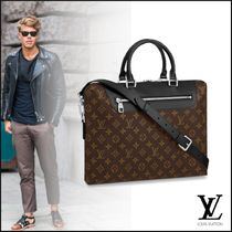 18AW Louis Vuitton Porte Documents Jour モノグラム