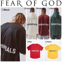 【FEAR OF GOD】☆18-19AW新作☆Mesh T-Shirt