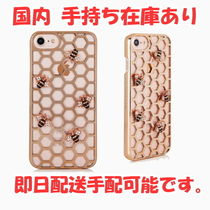 残りわずか!SKINNYDIP☆Rose Gold ハチ iPhone 7/8 case ケース