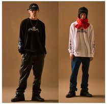 (LIFUL) LMC TRIBAL LONG SLV TEE (全2色・3size・追跡あり)