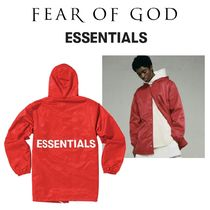 入手困難!Fear of God / FOG / ESSENTIALS Hooded Coach Jacket