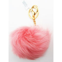 即納UGG  Toscana Pom Charm with Crystalsiファーのチャーム