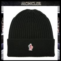 【MONCLER】18AW GRENOBLE 男女兼用ウールニットビーニー/追跡付