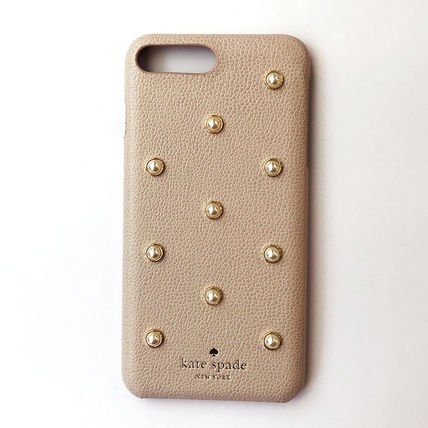 【日本発送】kate spadeice パール iphone7/8 Plus case