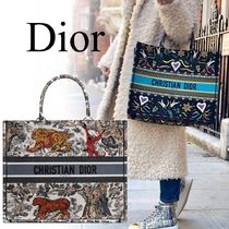 """19CRUISE*DIOR*""""DIOR BOOK TOTE"""" バッグ ビッグサイズトート"""