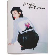 Supreme x 水原希子 16A/W Araki for Supreme Zine 荒木経惟