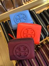 [即発3-5日着] TORY BURCH◆CHARLIE MINI BI-FOLD WALLET◆52864