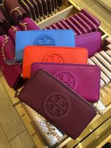 【即発◆3-5日着】TORY BURCH◆CHARLIE ZIP CONTINENTAL◆長財布