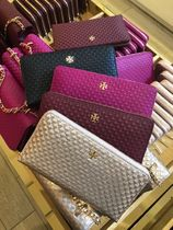 【即発◆3-5日着】TORY BURCH◆MARION EMBOSSED WALLET◆長財布