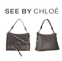 【即発◆3-5日着】SEE BY CHLOE◆SMALL JOAN CROSS-BODY BAG