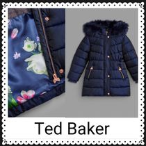 TED BAKER(テッドベーカー) キッズアウター 国内発送☆関税送料込☆新作☆TED BAKER☆ダウンコート☆4歳5歳