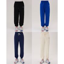 Incision jogger trousers
